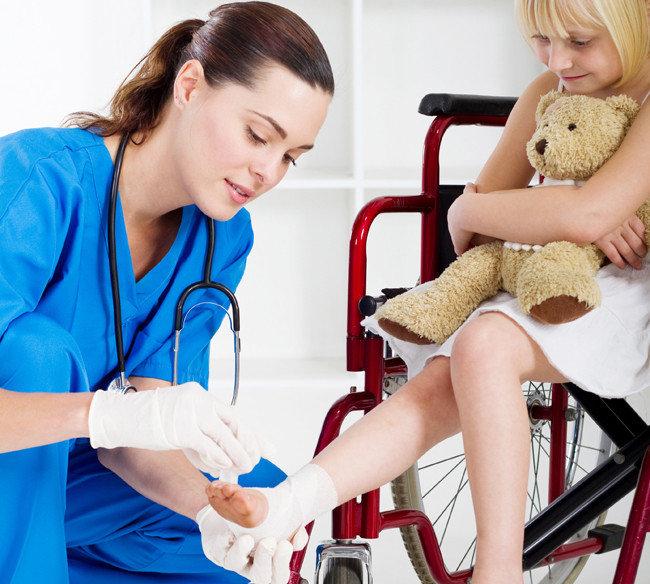 Pediatric-Nurse